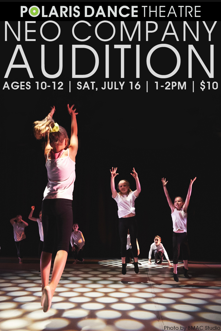Neo Audition Poster