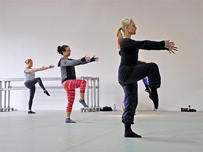 Adult Contemporary Polaris Dance Theatre